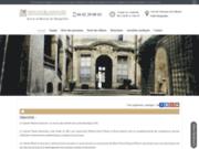 screenshot https://www.avocats-moulin-associes.fr/ Cabinet Moulin et Associés