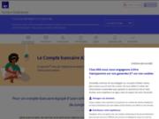 screenshot http://www.axabanque.fr axa banque, votre banque au quotidien - compte rémunéré, épargne, placements, crédits...