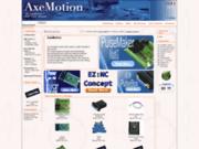 Axemotion : Interface de découpe CNC