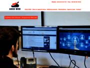 Création référencement de site internet et reseaux sociaux