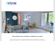screenshot https://aydan-homerenovation.fr/20 Entreprise de rénovation de l'habitat