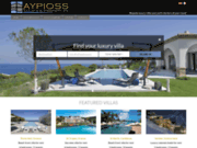 screenshot http://www.aypioss.com aypioss yacht  property services