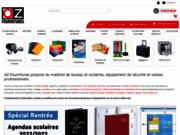 AZ-Fournitures : Matériel et équipement pour le bureau et Fournitures scolaires