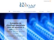 AZ GAZ CONFORT - entreprise de chauffage gaz près de Toulon