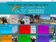 screenshot http://www.azimut360.fr azimut360 sports nature