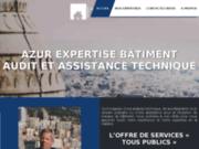 Francis ARNOUX - Expert en bâtiment à Nice et Monaco
