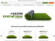 Gazon artificiel et pelouse synthétique