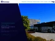 screenshot http://www.bacqueyrisses-cars-bus.fr entretien et réparation de bus en gironde 33