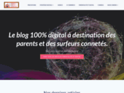 screenshot http://www.badaboum-circus.fr/ Sortie enfant Angers