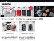 screenshot http://www.bagagesavivre.com/ Bagages à vivre