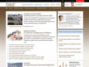 screenshot http://bail.dispofi.fr informations bail et gestion locative