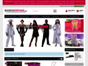 screenshot http://www.baiskadreams.com/ baiskadreams.com