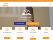 Balza Removals : spécialiste du déménagement en Belgique