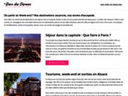 screenshot http://www.bancdesoiseaux.com chambres d'hôtes normandie