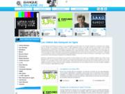 Les vidéos des banques en ligne