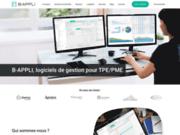 B-Appli logiciel de gestion sur internet, solution de télésauvegarde