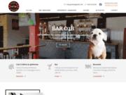 screenshot https://www.bar-o3b.com/ bar, brasserie, cave à bières et spiritueux, soirées à thème à Vineuil