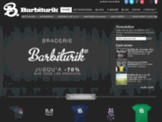 screenshot http://www.barbiturik.com t-shirt de skate