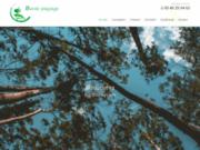 screenshot http://www.bardo-paysage.com paysagiste la teste de buch - bardo paysage - réalisation de jardins la teste de buch bassin d'arcachon