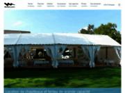 screenshot http://www.barnum-location.fr/ barnum location, location de tente de réception