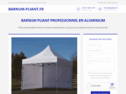screenshot https://barnum-pliant.fr/ barnum