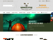 Baroudeur Altitude, équipements de randonnée, trekking, bushcraft