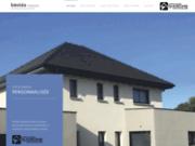 screenshot http://www.bastea.fr constructeur de maisons individuelles
