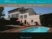 screenshot http://www.bastide-lepetitclos.com gite perpignan - gites pyrénées orientales - gite de charme - bastide le petit clos