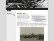Bataille de la Lys - Avril 1918