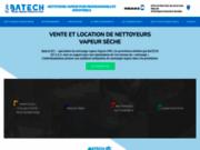 screenshot http://www.batech.fr batech industries et collectivités