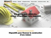 screenshot http://www.batiment-construction-renovation.fr BCR maçonnerie