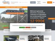 Batimentsmoinschers.com | Hangar Agricole et Industriel en Kit