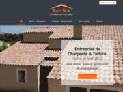 Bati Sur, entreprise de charpente et toiture dans le Var