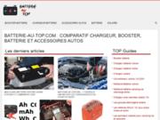 Chargeurs de batterie et boosters pour véhicules