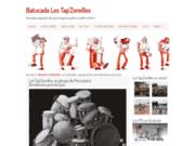 screenshot http://www.batucada-tapzoreilles.fr batucada les tap'zoreilles