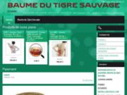 screenshot http://www.baume-tigre-sauvage.com baume-tigre-sauvage.com