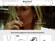 screenshot https://www.baunat.com/fr bijoux