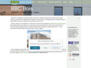 screenshot http://bbc-bois.com bbc-bois maisons écologiques basse énergie