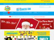screenshot http://www.bbi-kermesse.com bbi - articles et lots de kermesse