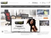 screenshot http://www.bc-elec.com pièces et alarmes auto