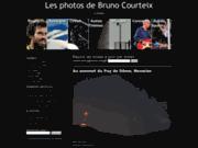 screenshot http://www.bcourteixphotos.com galeries photos de bruno courteix