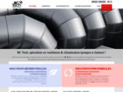 BC TECH: votre entreprise de ventilation à Namur, Liège et Bruxelles
