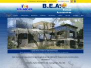 Maçonnerie : Bati Europe Accessoires à Castagniers 06
