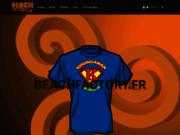 screenshot http://www.beachfactory.fr beach factory