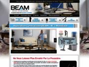 screenshot http://www.beamfrance.com beam electrolux france