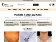 screenshot https://beau-pendentif.com Pendentif