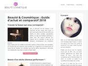 Guide d'achat Beauté et Cosmétique