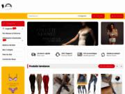 screenshot https://www.beauteboutique.fr/ parfumerie en ligne