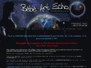 screenshot http://www.bebeartecho.be bébé art echo : échographies 3d/4d à valenciennes.