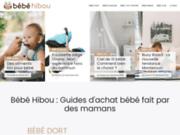 screenshot http://www.bebes-lutins.com bébés lutins - couche lavable